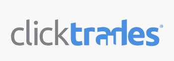 ClickTrades official logo