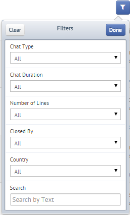 filters-for-chat-transcripts