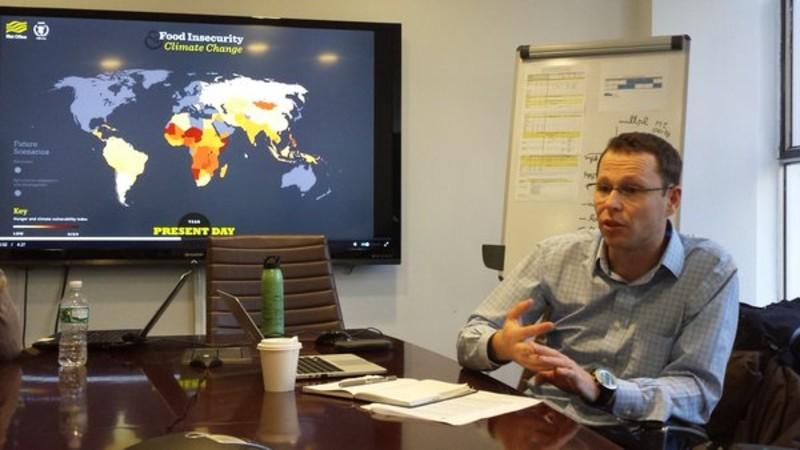 Globaldev careers: The food security expert