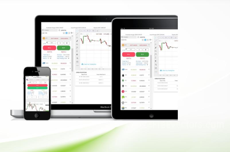 Coinrise trading platform