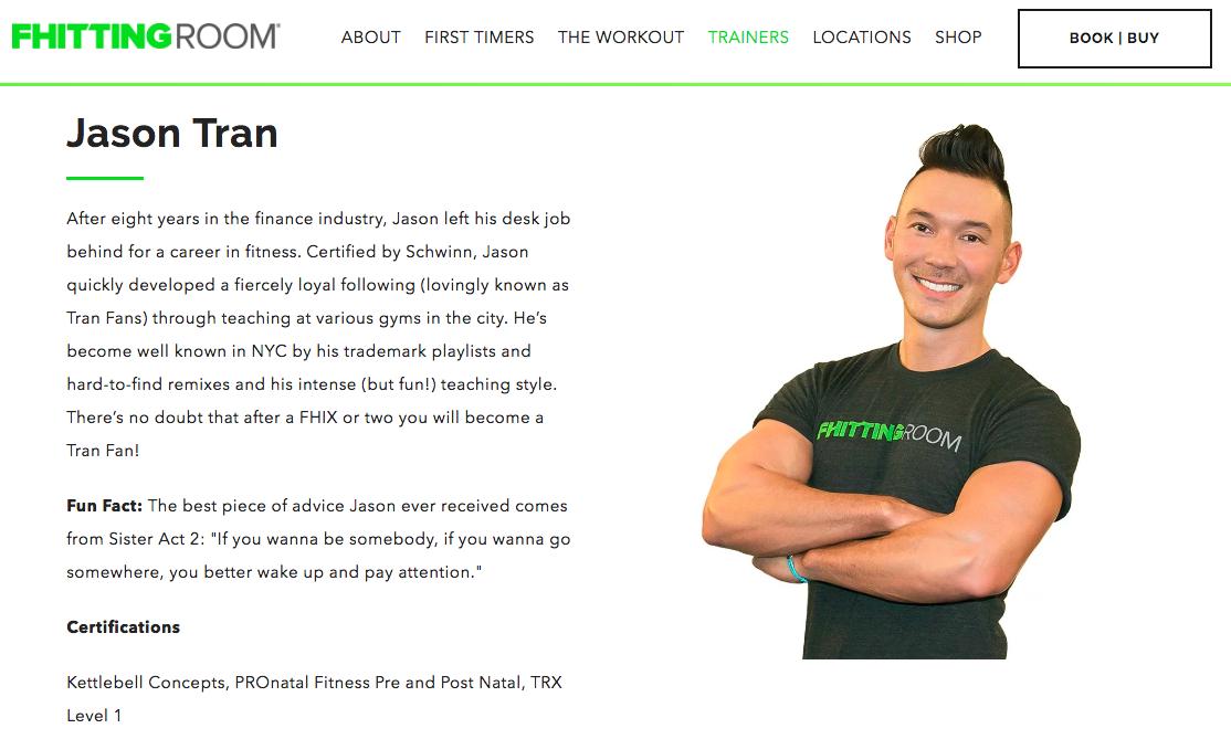 Conceptions de Website de fitness en 2020 et comment améliorer la vôtre 6
