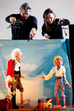Image result for no strings marionette company