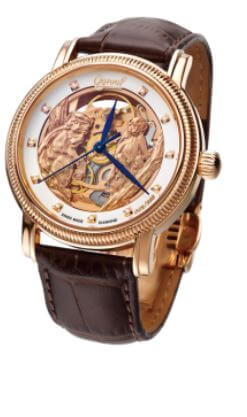 Đồng hồ Mechanical Watch 358.37AGR-GL chính hãng