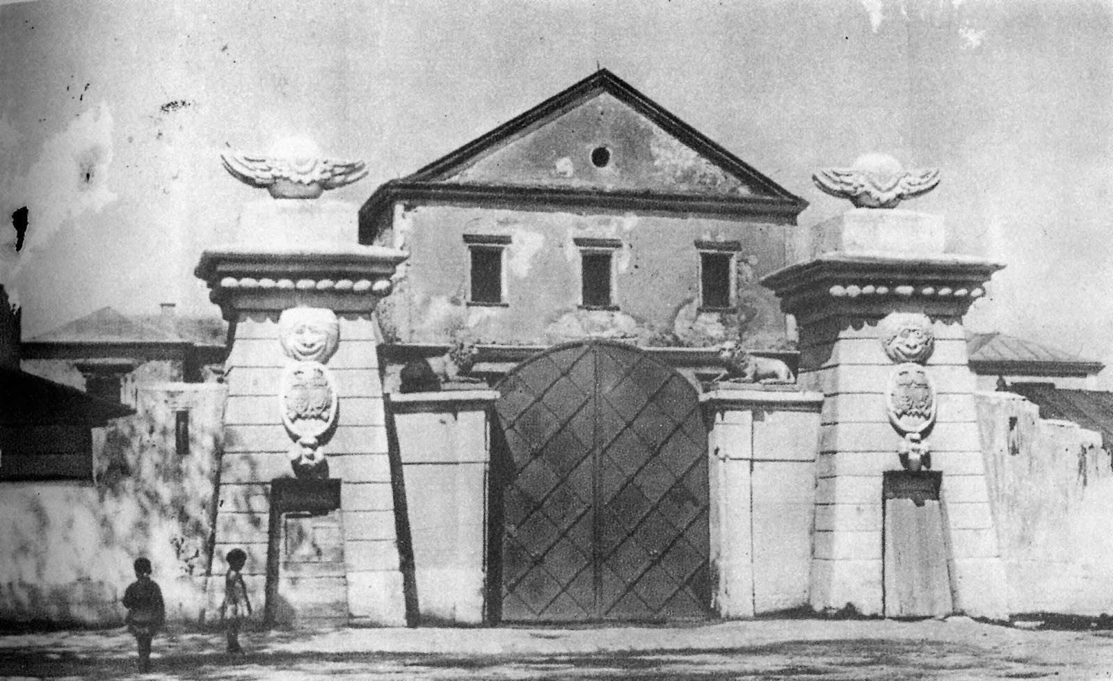 История Тернопольского замока