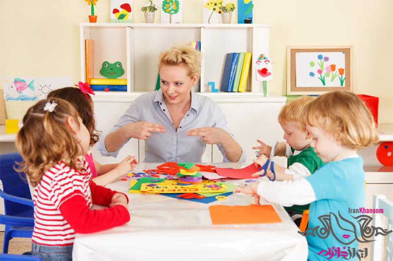 رشد استقلال کودک
