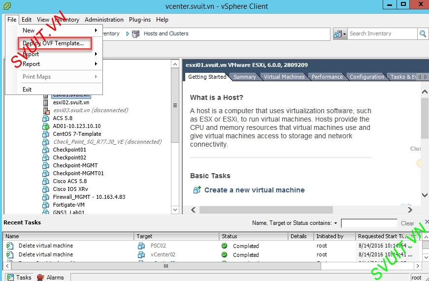 Deploy MCU Polycom RMX Virtual Edition (1)