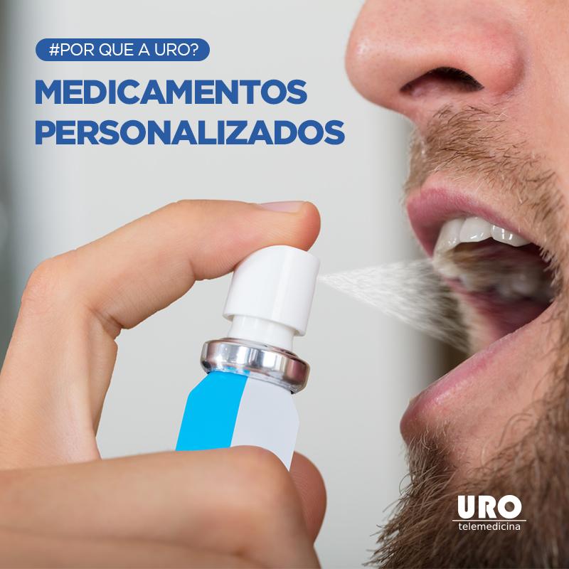 Spray Sublingual Uro