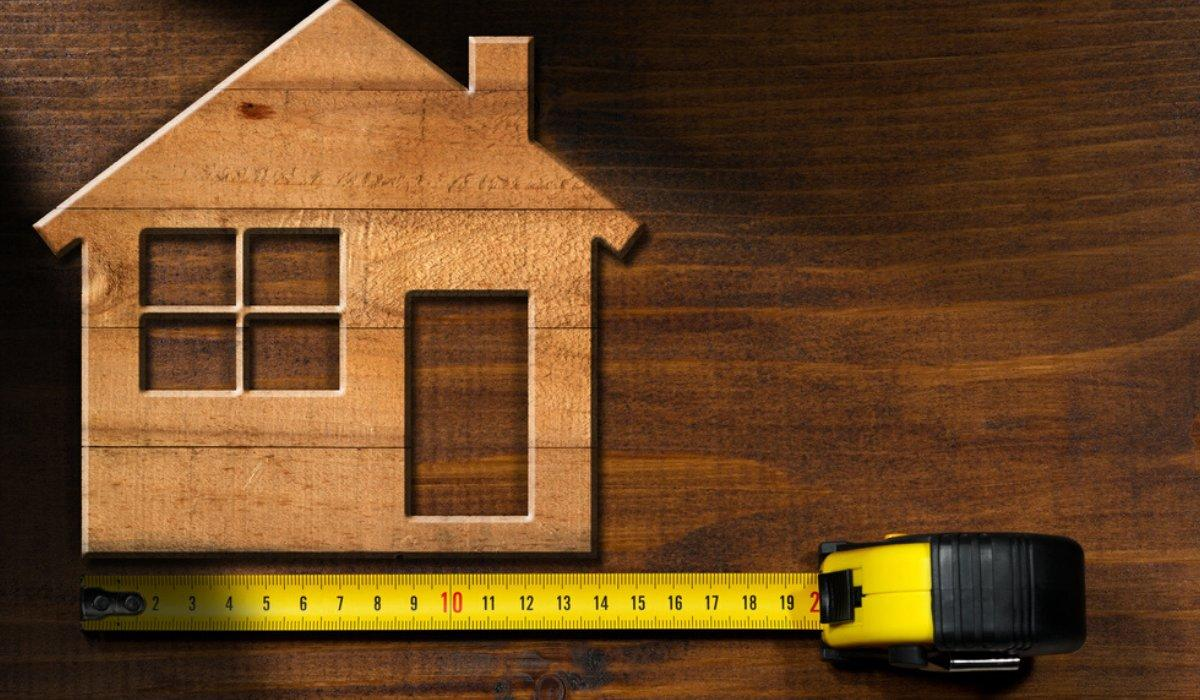 Xác định đúng diện tích phần thô giúp tính toán chính xác chi phí xây dựng