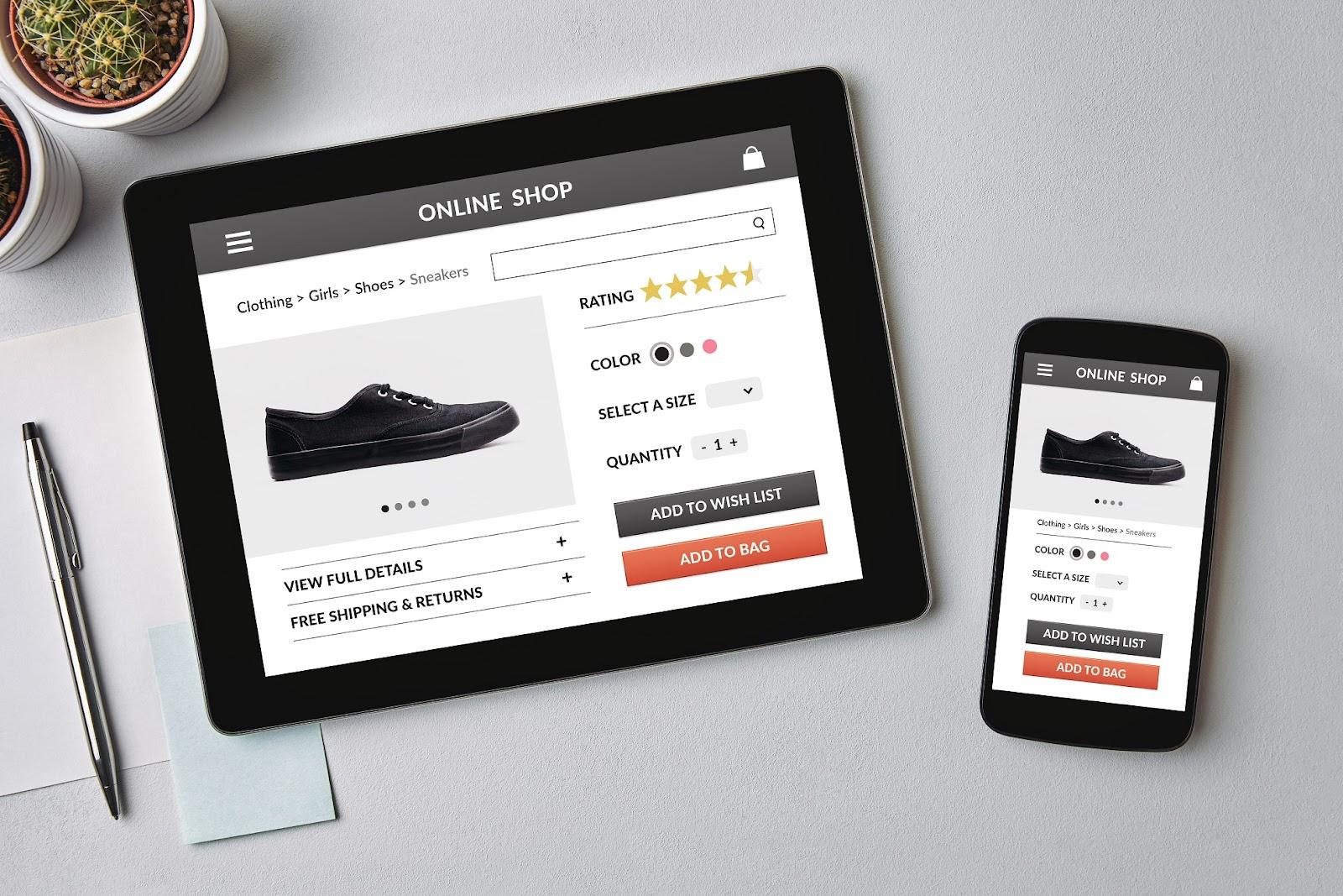 E-commerce Web Design Trends as We Near 2021, E-commerce Web Design Trends as We Near 2021, Tulumi