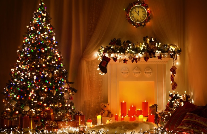 क्रिसमस ट्री (Christmas tree)