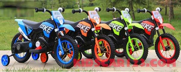 Xe máy điện trẻ em - Rock 305 1