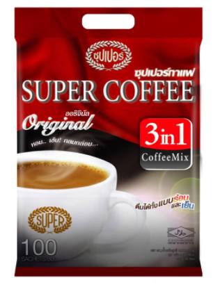 9. Super Coffee คอฟฟี่ มิกซ์