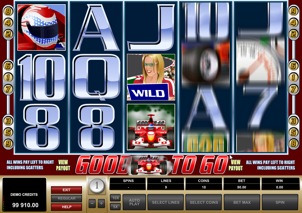 Good to Go Slots Machine Review