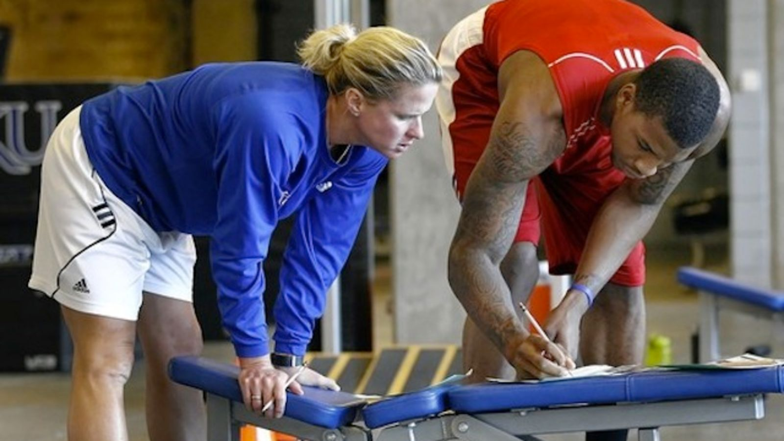Image result for Coach Andrea Hudy