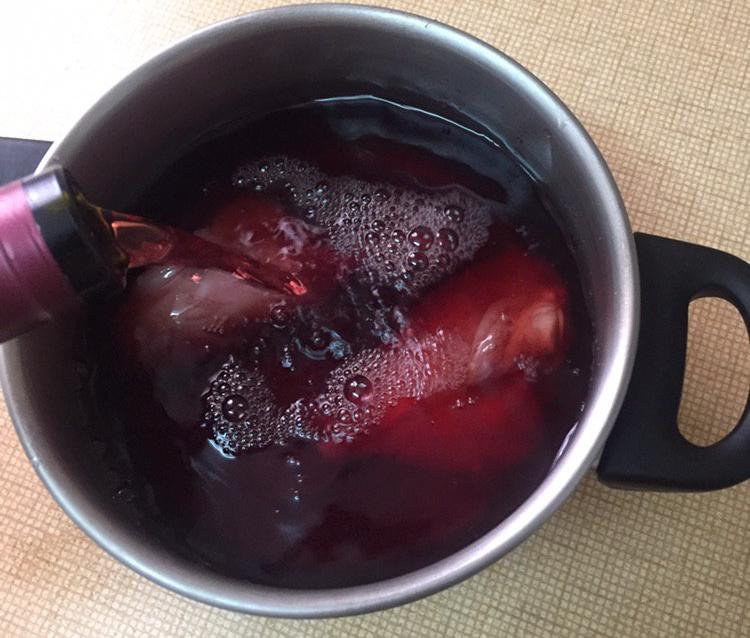 Готовим древние блюда. Птичий суп на вине: фото 11