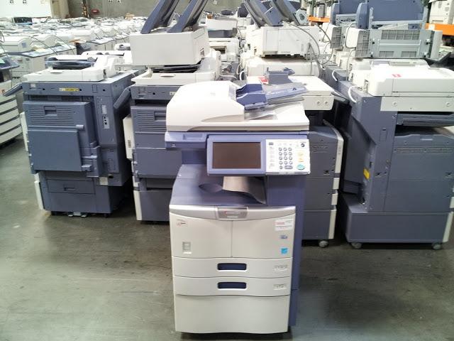 Những lợi ích mà dịch vụ thu mua máy photocopy cũ đem lại