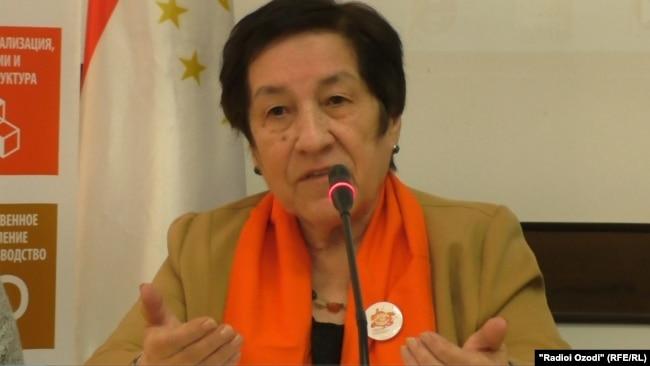 Гулджахон Бобосадыкова