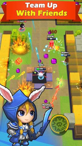 Wild Clash - Online Battle- screenshot thumbnail