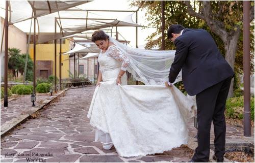 reportaje de bodas en Ocaña Toledo.