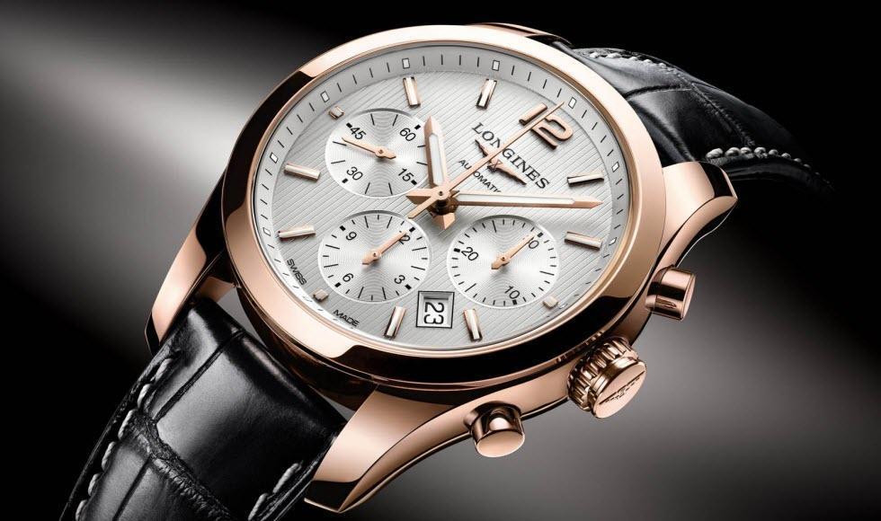 Chọn mua sản phẩm đồng hồ Thụy Sỹ cao cấp