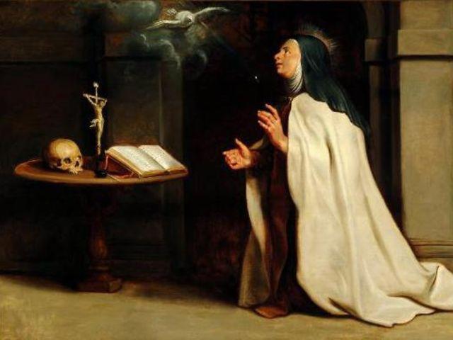 Thánh Tê-rê-sa Avila