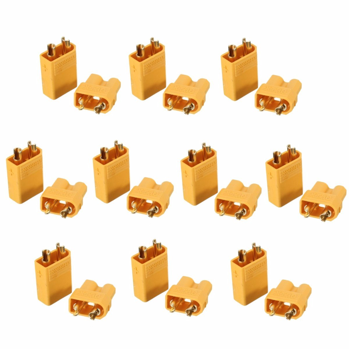 Bullet Connector Plugs For RC Drone