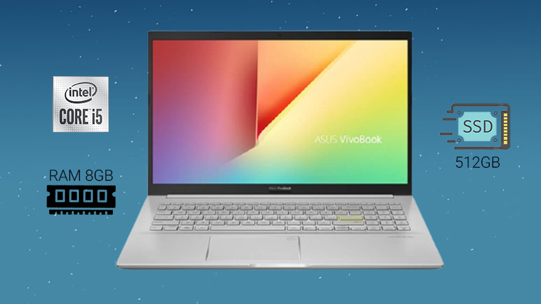 Laptop ASUS Vivobook X515EP- EJ006T | Cấu hình phù hợp