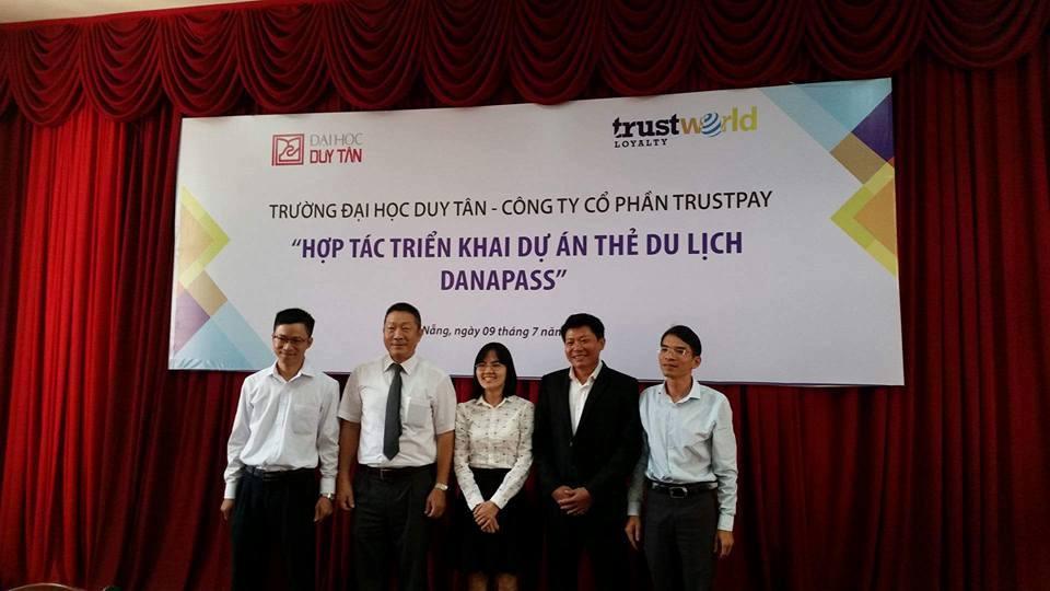 Sự kiện ký kết dự án Danapass - 130602