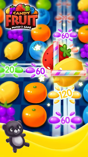 Sweet Fruit Candy- screenshot thumbnail