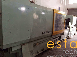 JSW J650ELIII-3100H (2006) All Electric Plastic Injection Moulding MachineJSW J550ELIII-1400 (2006) All Electric Plastic Injection Moulding Machine