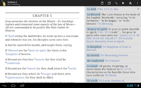 download gospel library apk