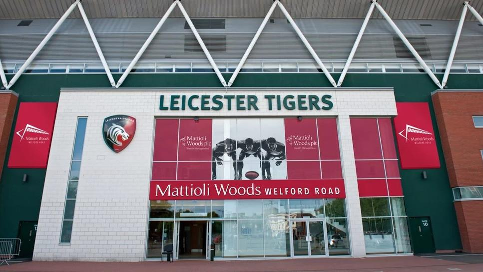 New name for Leicester Tigers' Welford Road stadium   Insider Media