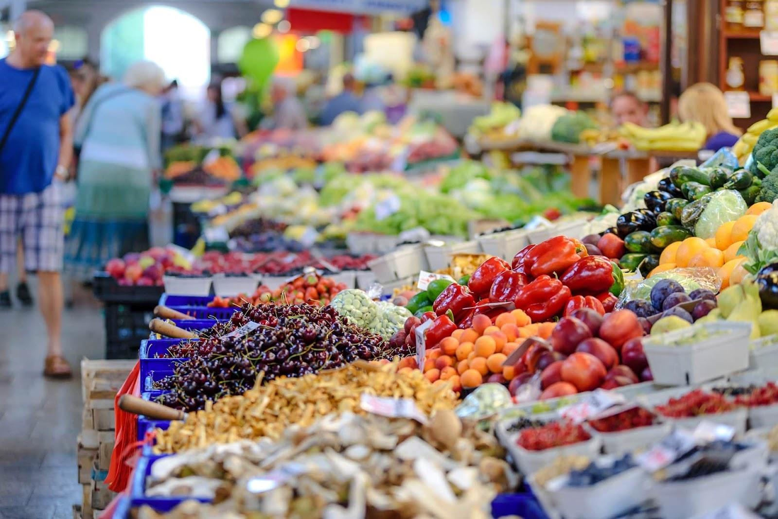 Где покупать овощи для ресторана