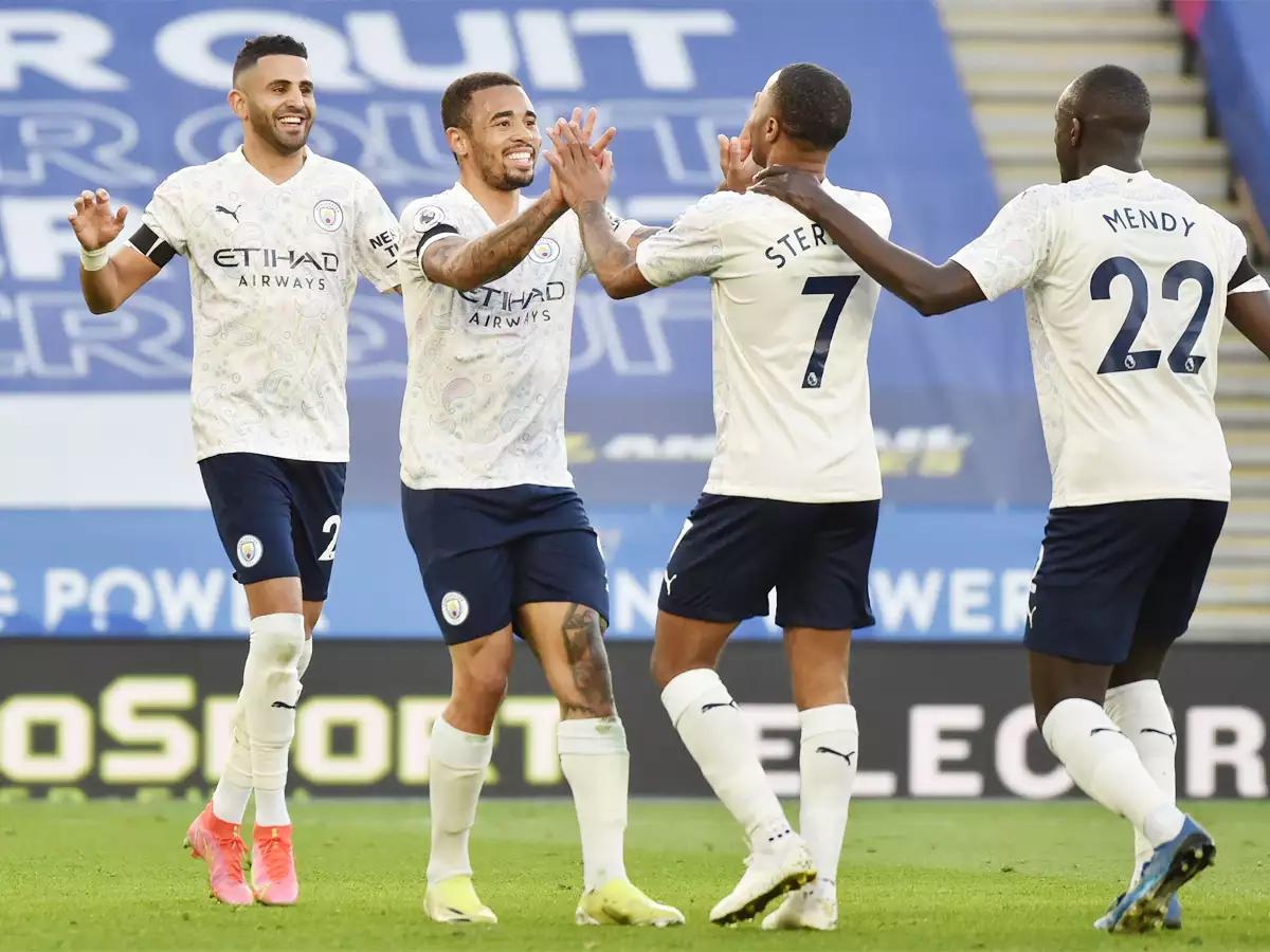 Manchester City đang thắng như chẻ tre thời gian gần đây