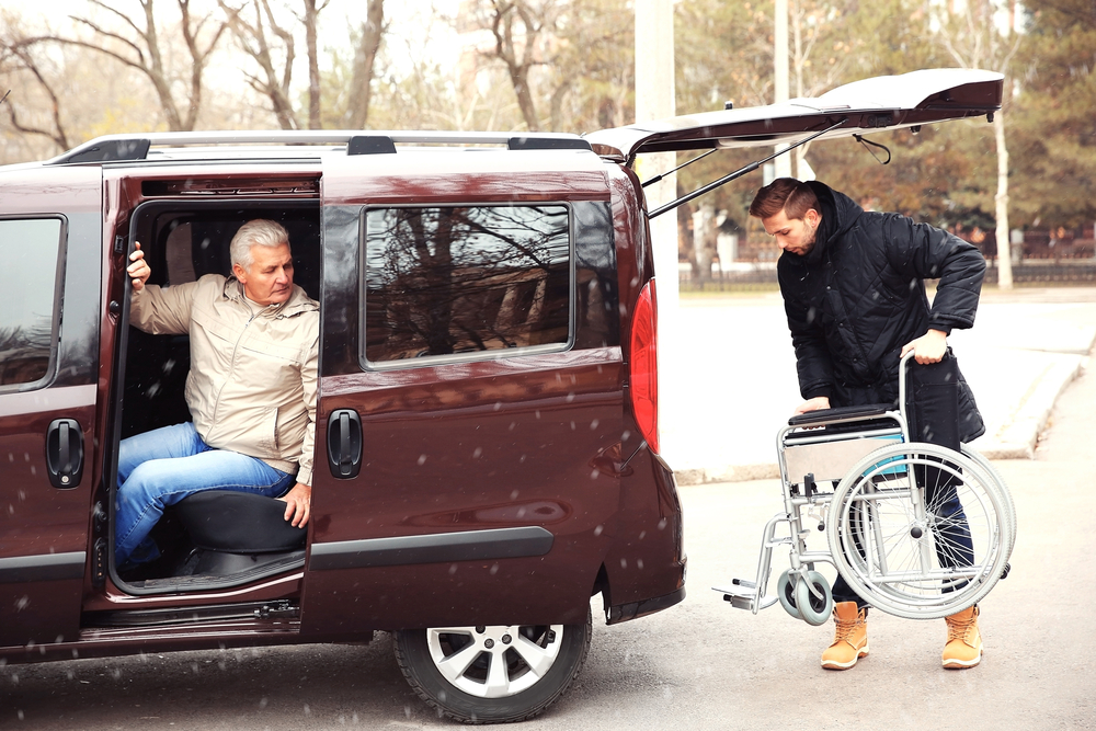 Alternative transportation for seniors