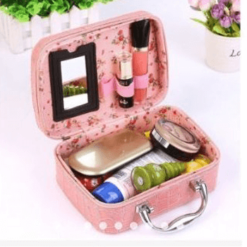 Make-up organized bag for travel