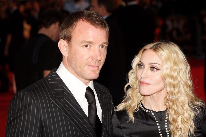 Guy Ritchie On Madonna Marriage: 'I Stepped Into A Soap Opera ...