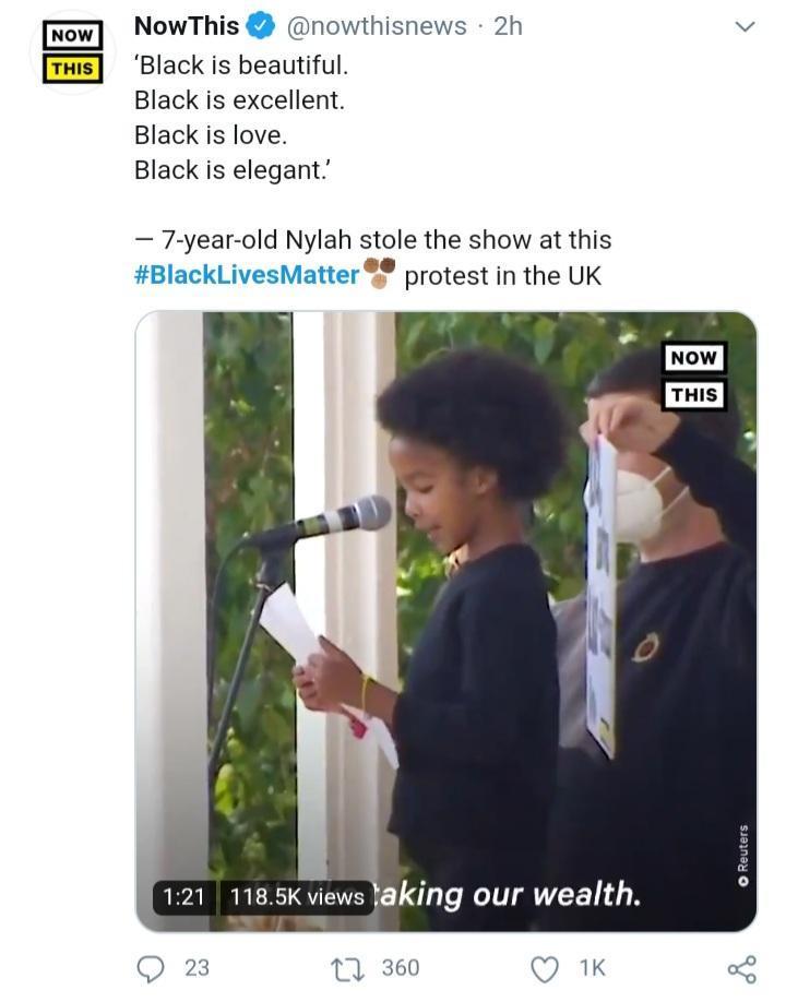 What is #BlackLivesMatter?