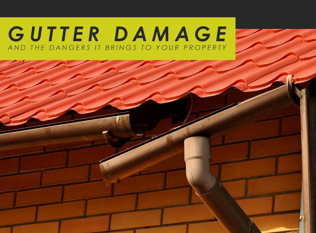 Gutter Damage