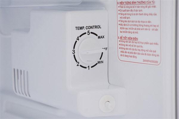 Bảo hành hitachihn- Nút chỉnh nhiệt độ bị sai vị trí