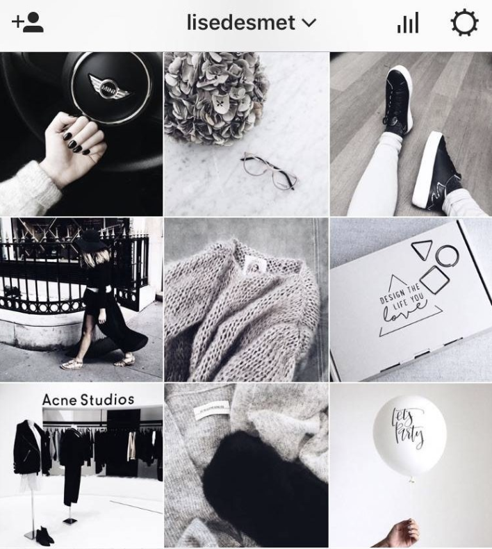 12 Stunning Instagram Themes How To Borrow Them For Your Own Feed