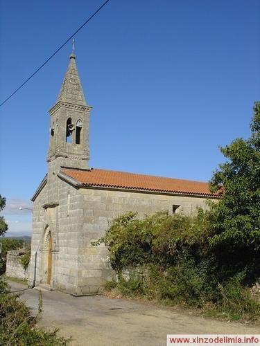 Resultado de imagen de guntimil xinzo de limia iglesia