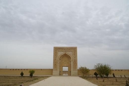 D:\WORK\Kultur\Hien_Kultur\UZB_Usbekistan\Fotos\UZB17_4813_Karawanserei Rabat el Malik.jpg