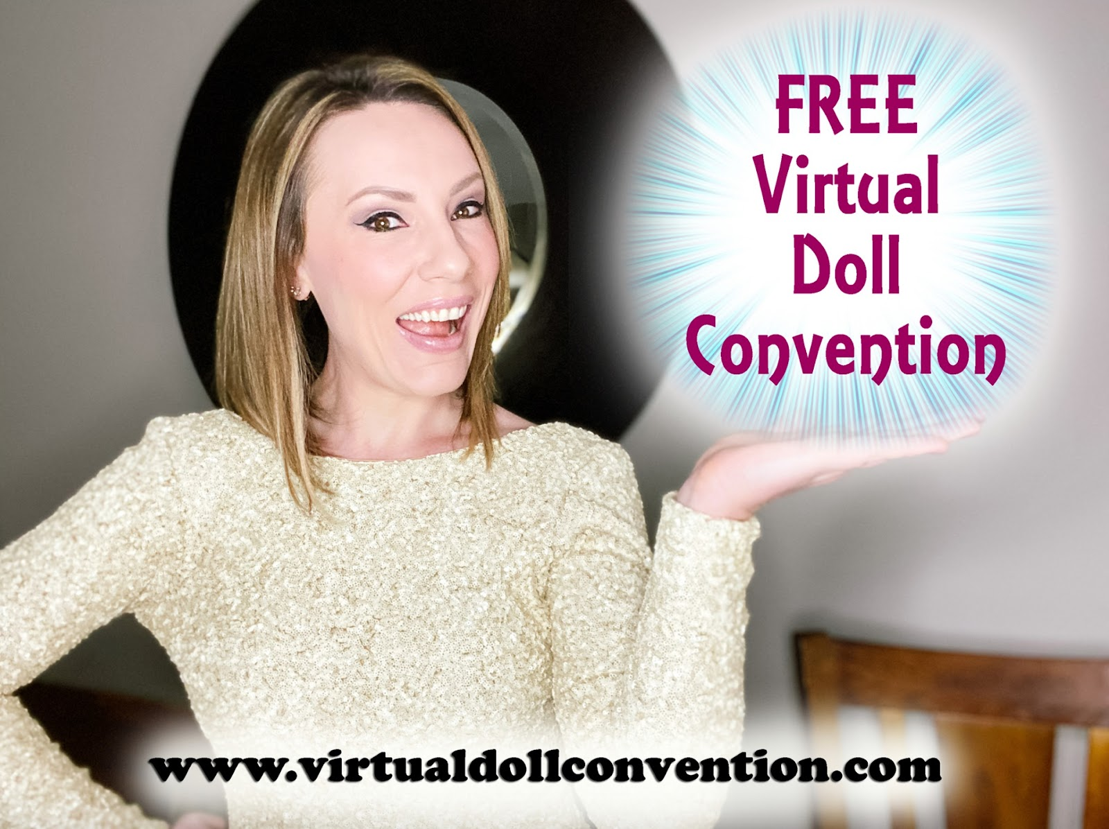Photo Courtesy of the Virtual Doll Convention