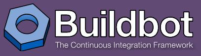 Buildbot is a CI testing framework based on Python.