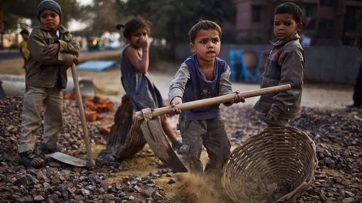 Image result for child slavery 2019