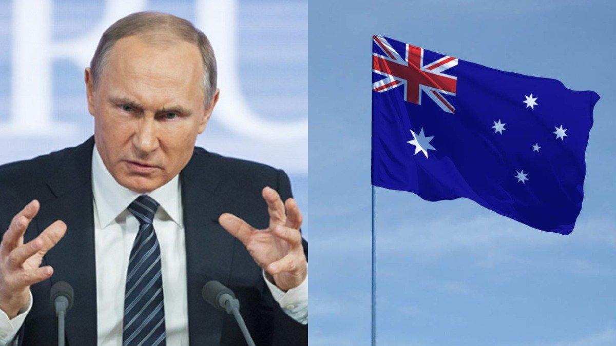 Русский мир в Австралии: Путин взялся за южное полушарие