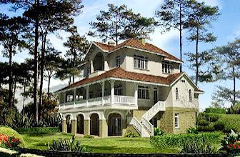 Biệt Thự Nam Long 1