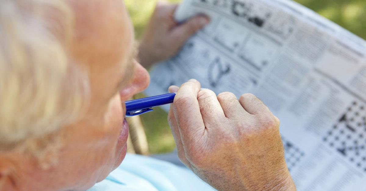 5 Tips to Prevent Age Related Memory Loss
