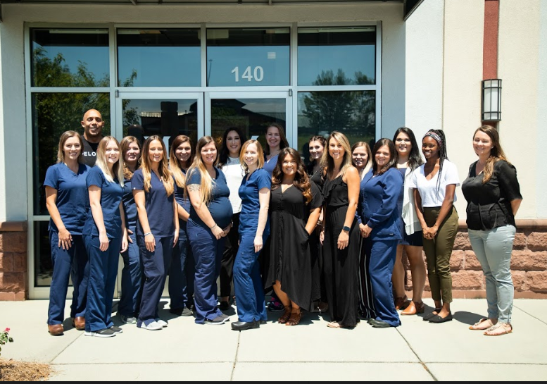 modern family dental care re-grand opening in concord and charlotte